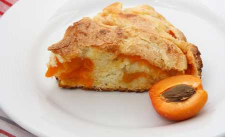 Křehký meruňkový páj