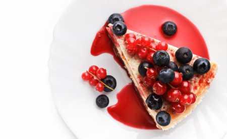 Rybízový koláč