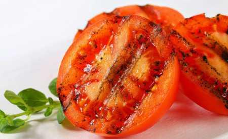 Grilovaná rajčata