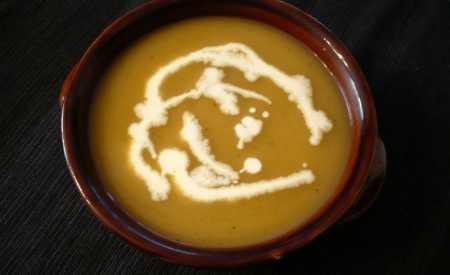 Tuřínová polévka