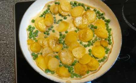 Rychlé brambory
