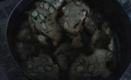 Mandlové suchary