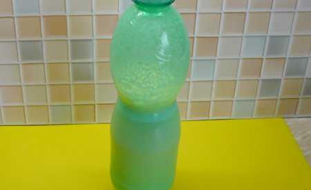 Palačinky z PET lahvinky podle Ládi Hrušky