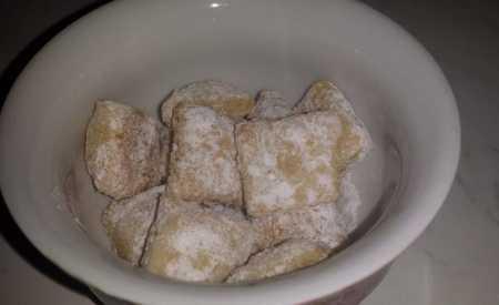 Pivní sušenky