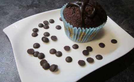 Nejoblíbenější čokoládové muffiny