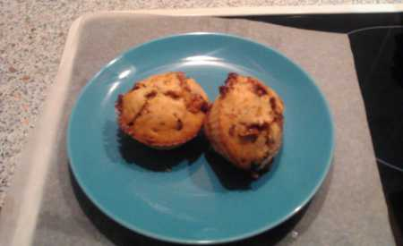 Snickers muffiny
