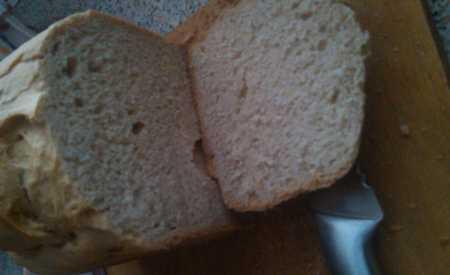 Jogurtový chléb domácí