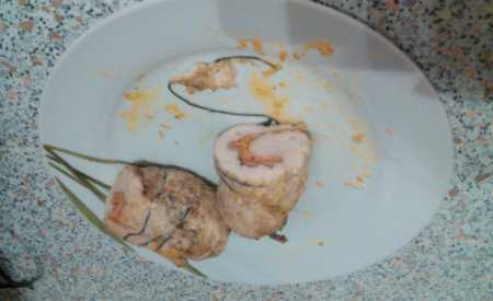 Kuřecí prsíčka s mrkví