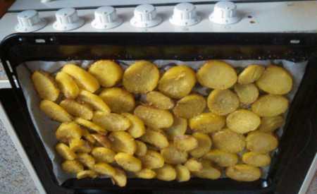 Valašské zapečené brambory