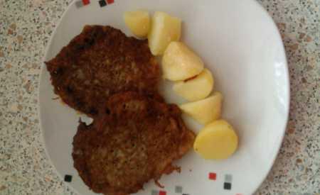 Sumec v bramboráku