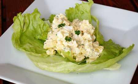 Vaječný salát