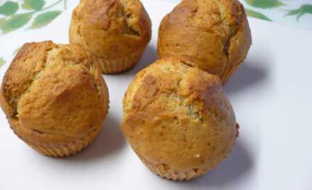 Muffiny s banány