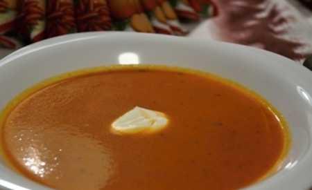 Polévka rajčatová