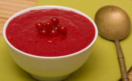Brusinkovo-malinová marmeláda