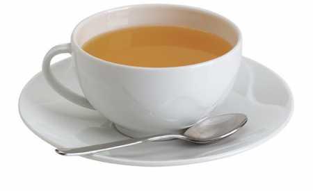 Cibulový čaj