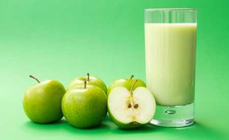 Jablkové mléko