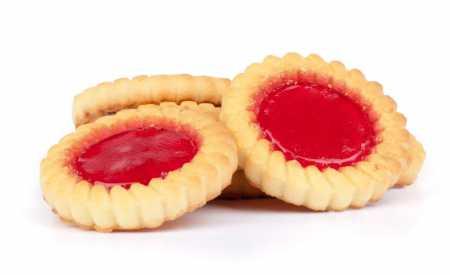 Marmeládové sušenky