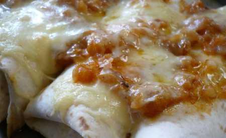 Mexické Enchiladas
