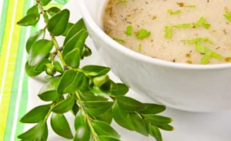 Moučná polévka
