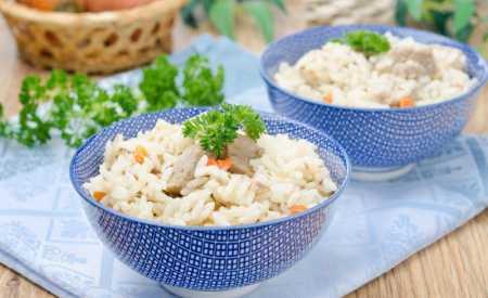 Mrkvová rýže