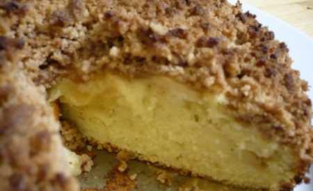 Německý jablkový koláč
