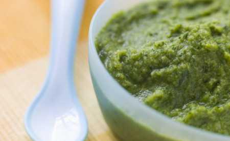 Pyré z brokolice